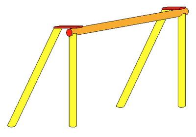 Бисер воздушное ожерелье схема